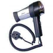 Valera Action 1200w Black Hair Dryer