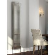 Cove Stainless Steel Vertical Double Panel Radiator