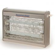 Nano H30 Fly Killer in Stainless Steel with Shatter Resistant Lamps