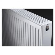600mm High Double Panel Double Convector Compact Radiator