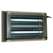 Vulcan 3 Fly Killer in Stainless Steel with Shatter Resistant Lamps